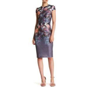 Betsey Johnson Floral Printed Scuba Dress | 2